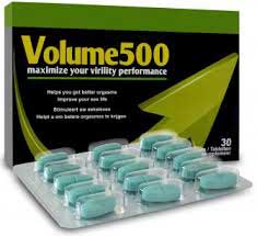 Volume500 sperm pills